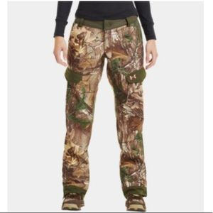 NWT Under Armour | Storm 1 Loose Realtree Pants L